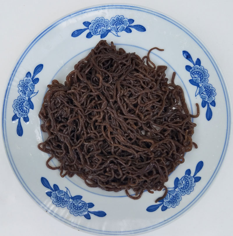 Konjac Oat Blueberry Fiber Pasta - Angel Hair Product image